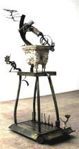 """""""Whirlybird"""", 2005, 71H X 59W X 21D"""