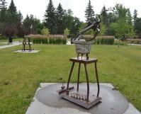 Borden Park Installation, July 2017